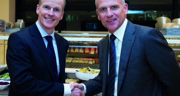 Tesco makes Booker chief a strong No