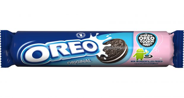 Oreo Offers Prizes With On Pack Promotion