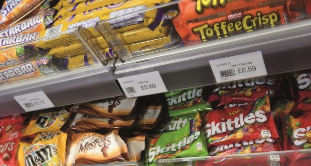Nhs Calorie Reduction Scheme Cuts Sales Of Unhealthy Foods