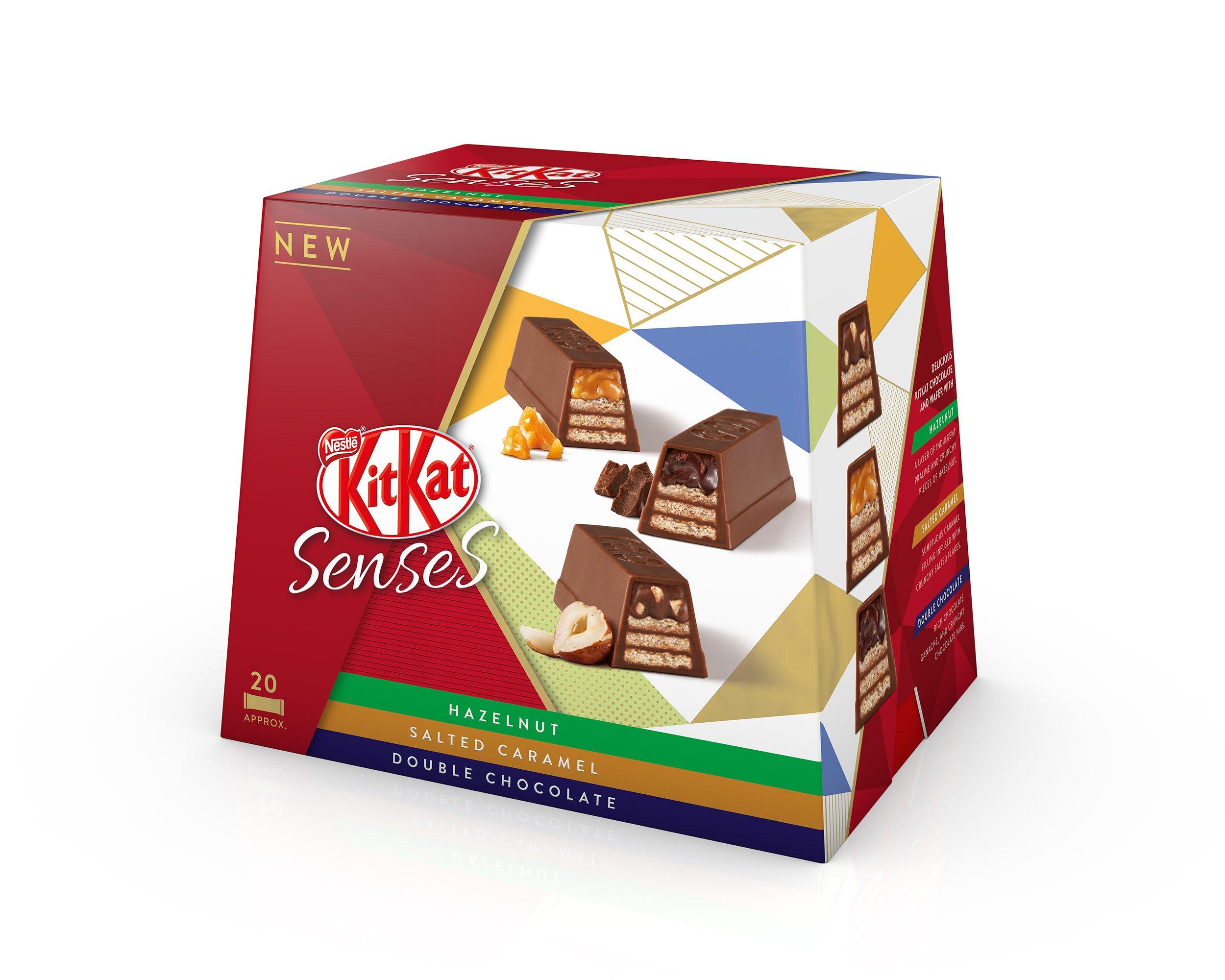 Nestl 233 Confectionery Unveils Premium Kitkat Sharing Box
