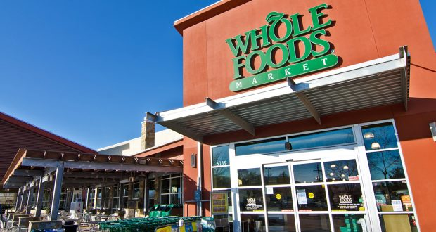 Amazon is testing a 2-hour grocery-delivery service from Whole Foods