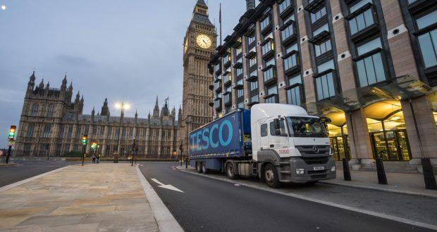 Tesco (TSCO) Price Target Raised to GBX 265