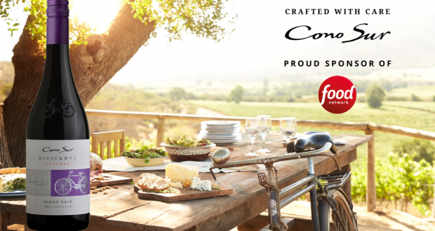Cono Sur attracts millennial drinkers with Food Network