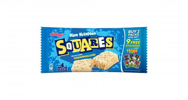 Kellogg S Offers On Pack Football Stickers Promotion