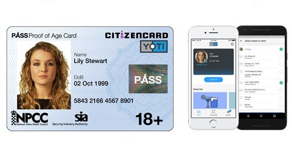 Solution Id Citizencard Unveils New