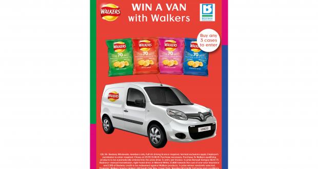 9d806bd3d0  Win A Van  with Pepsico and Bestway Wholesale