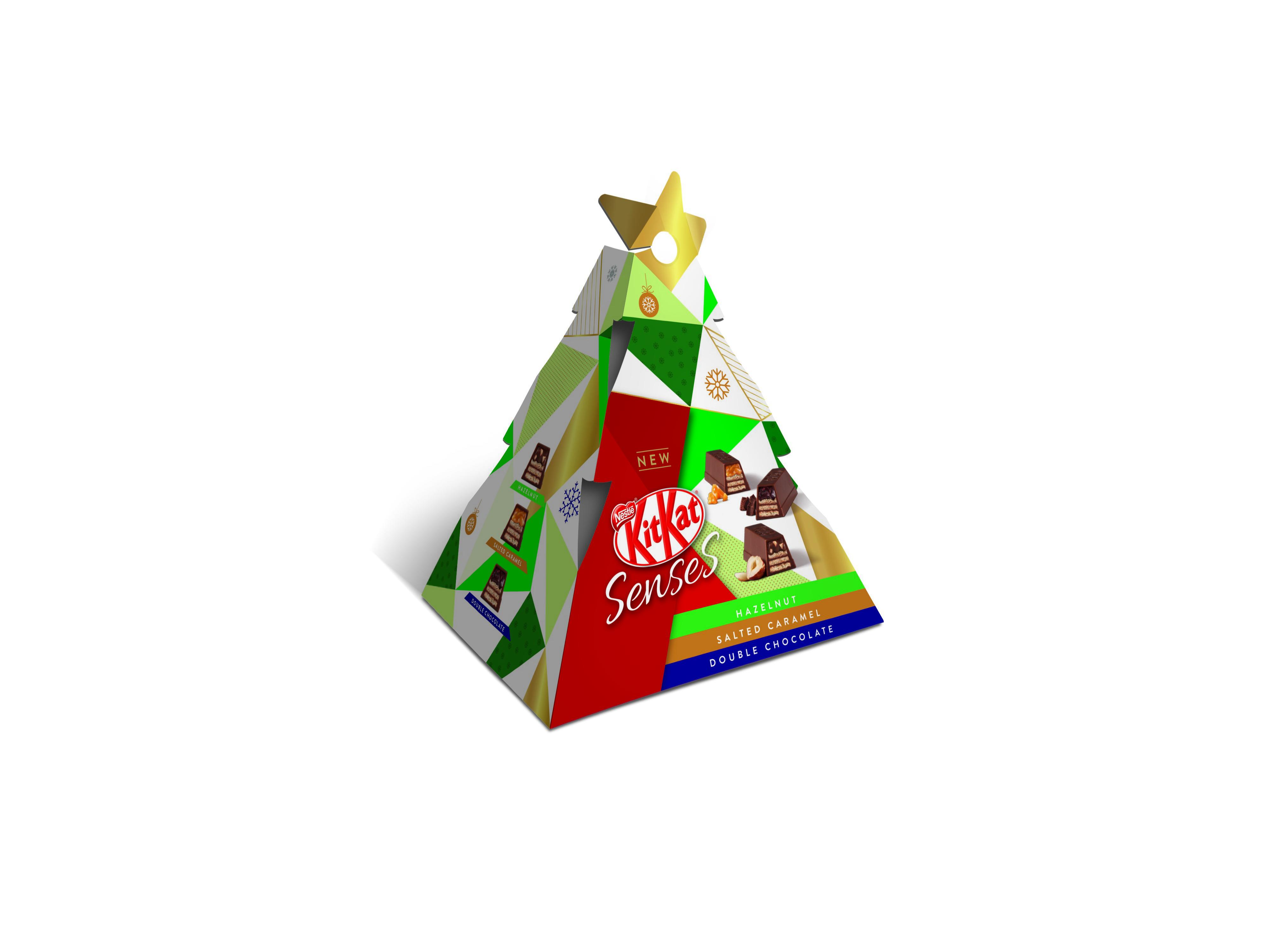 Nestlé Confectionery unveils 2018 Christmas portfolio