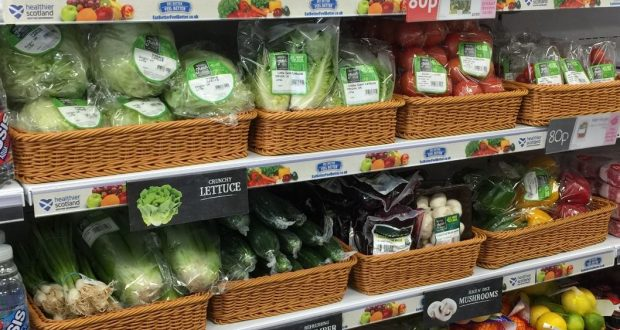 Local Shops Play Key Role In Healthy Food Provision