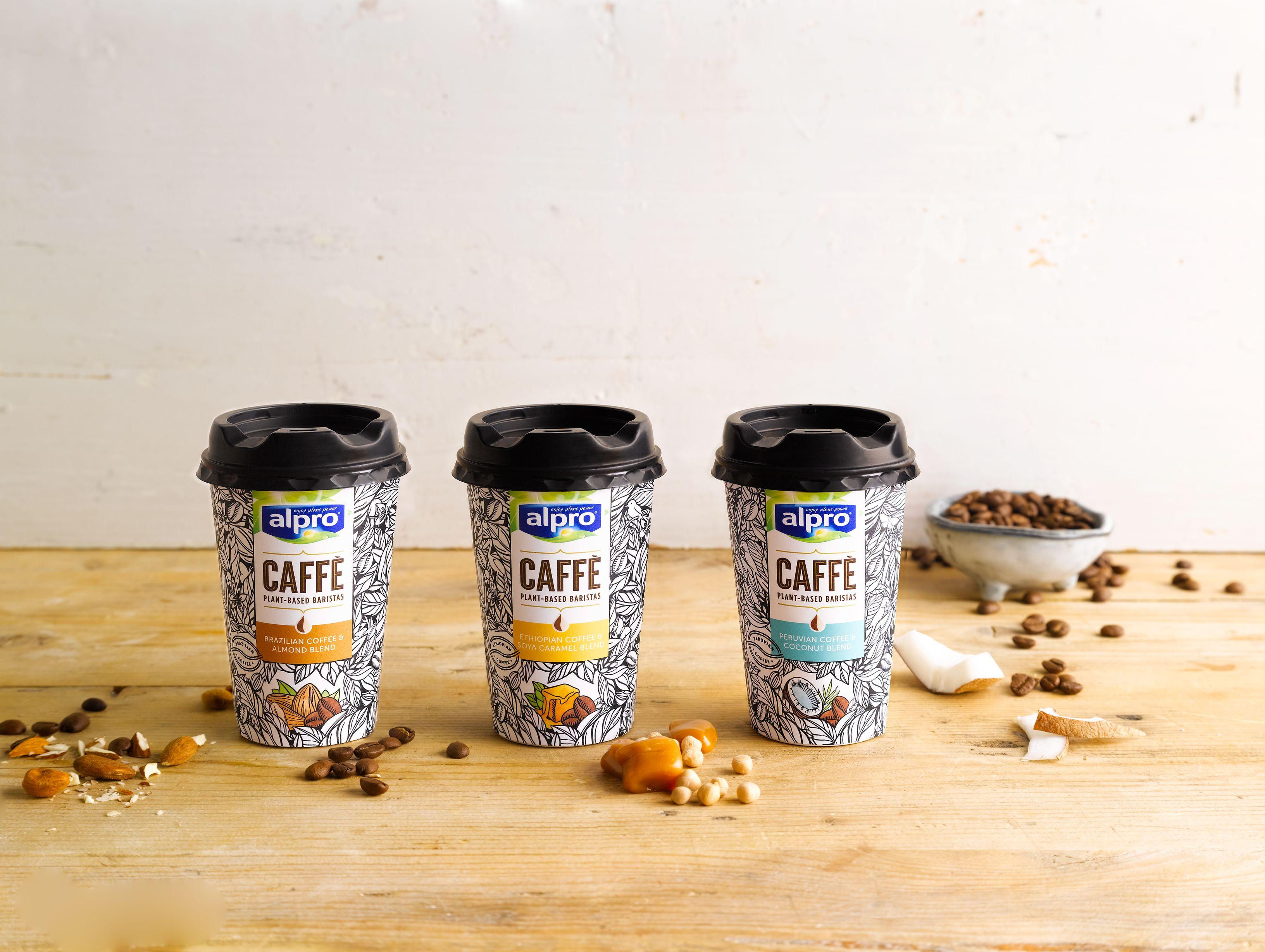 Alpro Kaffee
