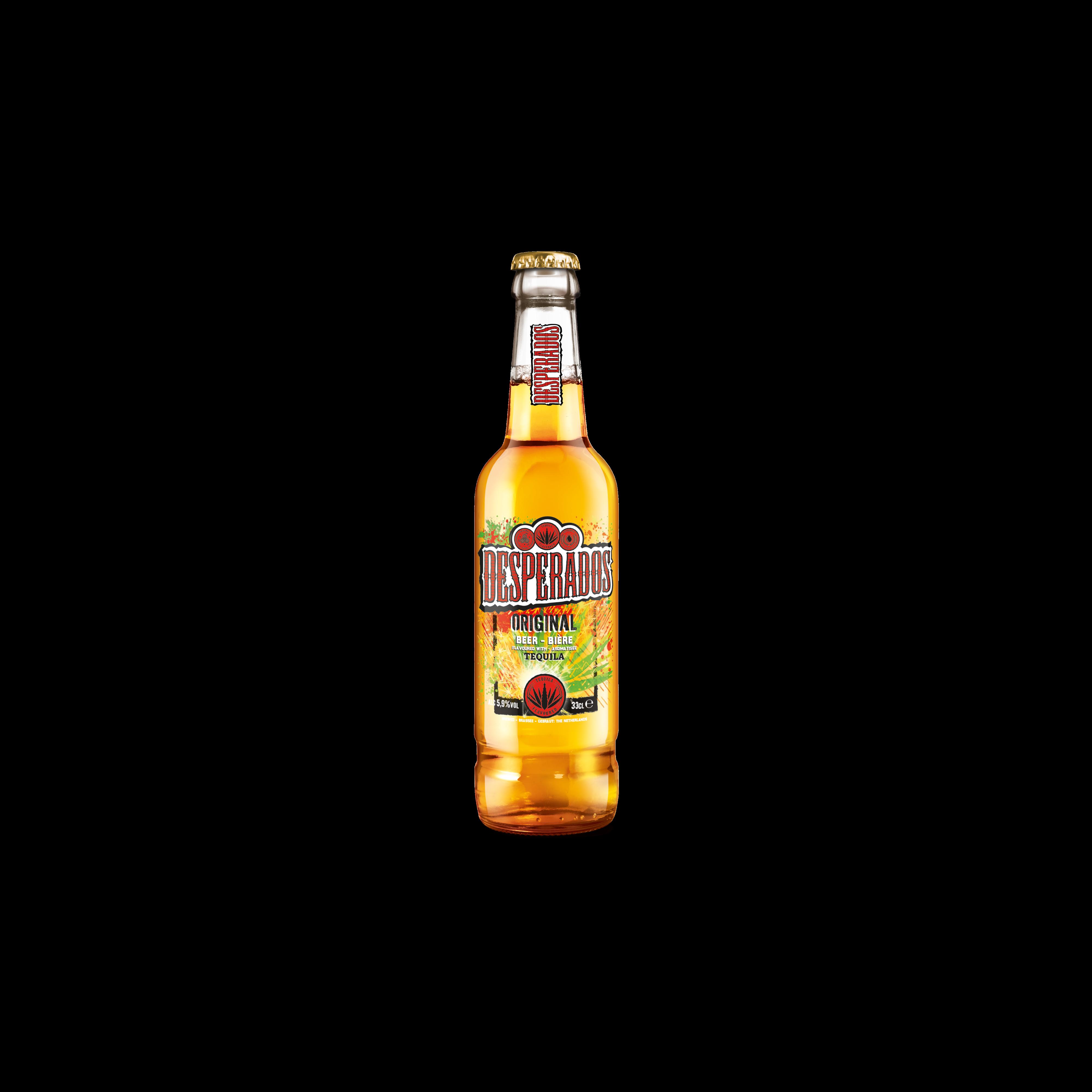 Desperados Unveils New Bottle Design Talking Retail