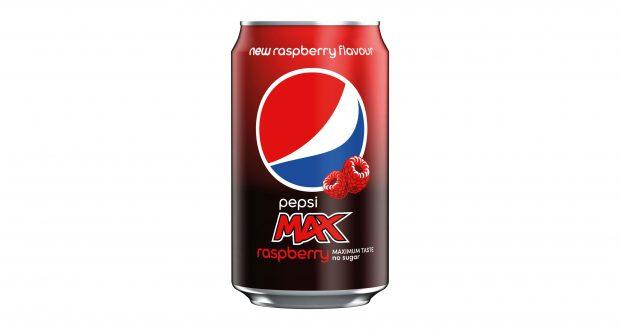 Pepsi Max adds raspberry flavour to portfolio