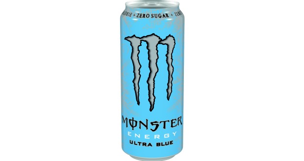 Monster Energy Unveils Ultra Blue Variant Talking Retail