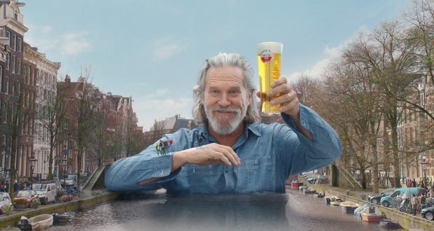 Amstel encourages togetherness with new TV advert