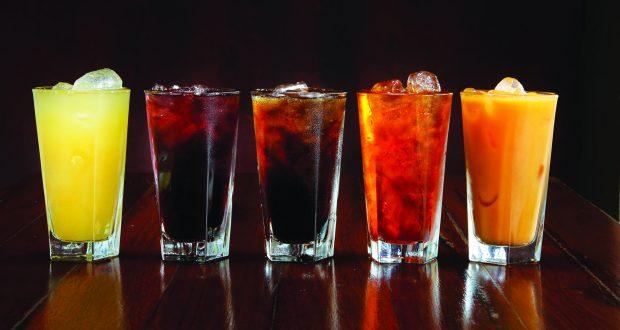 In focus: Summer soft drinks