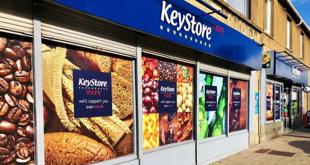 Keystore Supports Local Food Banks At Christmas