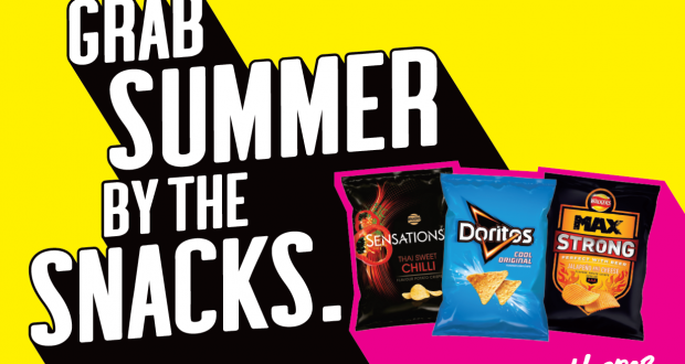 Pepsico targets summer snacking with new campaign