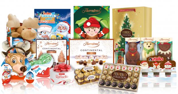 Chocolate Advent Calendar 2019.Ferrero Invests 6 8m In Seasonal Portfolio For 2019