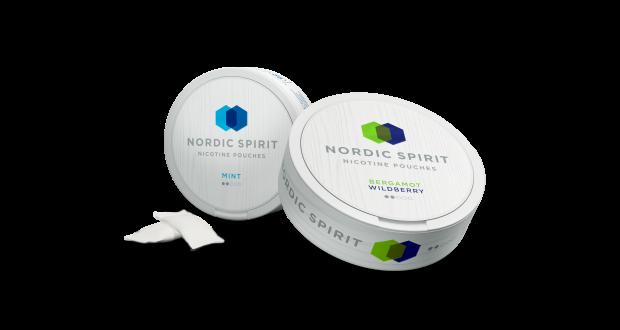JTI launches Nordic Spirit nicotine pouches