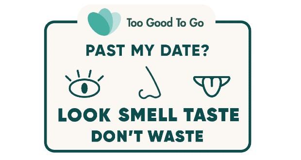 TooGoodtoGo - etichetta alimentare